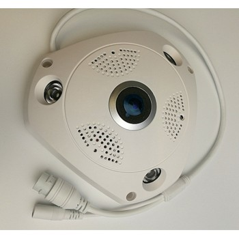 Fisheye 3D Panoramic HD IP Camera VR WiFi series VR301W VR303W - 360° camera