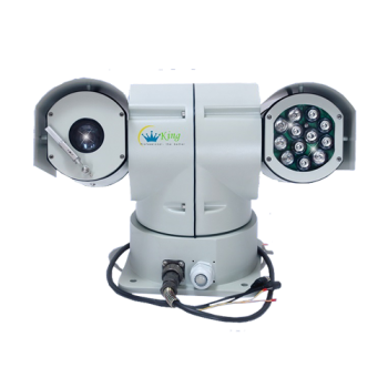 Car-mounted IR IP PTZ HD Camera HK-PTZ18CH-960P 1.3M