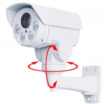 IP bullet PTZ 10X camera PT10Z-1080P