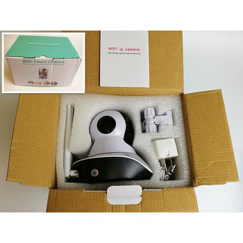 Smart Home  HD P2P IP Wifi IP camera SHB420-W