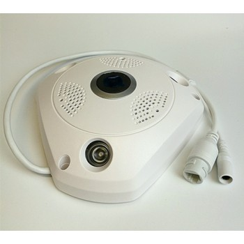 Fisheye 3D Panoramic HD IP Camera VR WiFi series VR301W VR303W - 360° camera