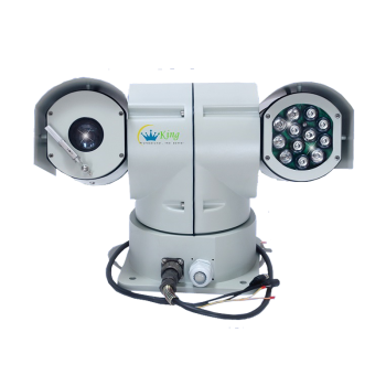 Car-mounted IR IP PTZ HD Camera HK-PTZ18CH-960P 1.3M