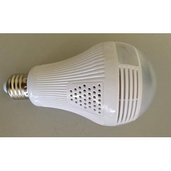 LED Bulb + 3D Panoramic HD IP Camera WiFi series HK-B13-L, HK-B2-L - 360° camera