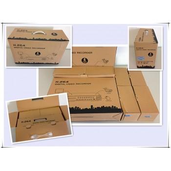 4 Channel Kits 720P NVR 48V POE