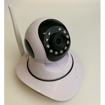 Smart Home  HD P2P IP Wifi IP camera SHB410-W